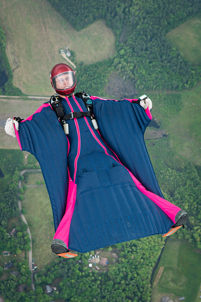 Callantine Wingsuit Weekend at Jumptown