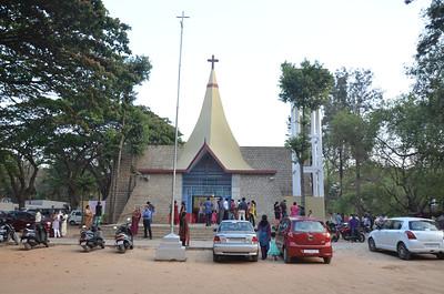 Resurrection Church - Bangalore