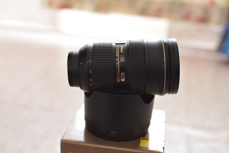 AF-S Nikkor 24-70mm F2.8G Lens #2