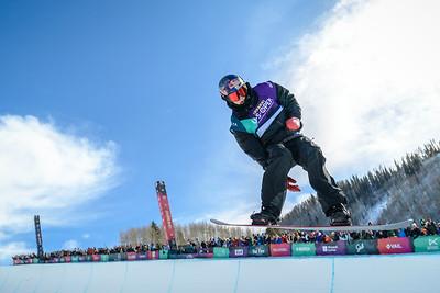 2020-Feb-29 Burton US·Open Snowboarding Championships | Halfpipe Finals