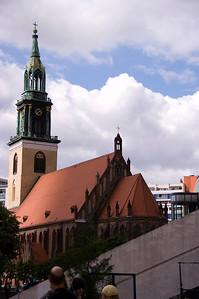 Nikolaikirche-Berlin