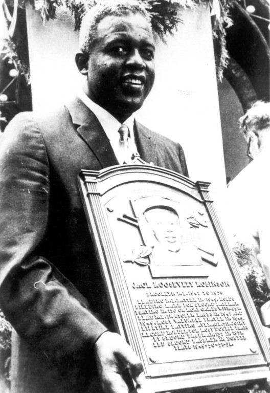 . Jackie Robinson was elected to Baseball\'s Hall of Fame in 1962.  (Los Angeles Daily News file photo)