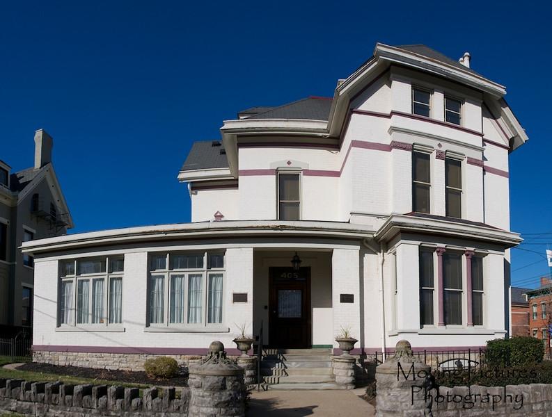 401 Garrard St. - William Ernst House - built in the late 1880's