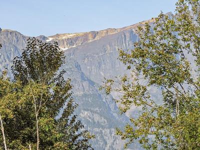 9-16-17 Bella Coola - Mtn. Rock Slide -Drift with Jeff - Mt. Stupendous aka Table Top