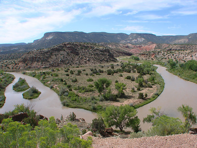 New Mexico, Chama River 2012-07