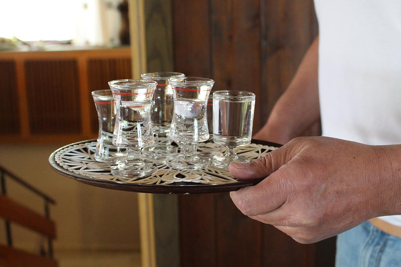 souvenirs shotglasses