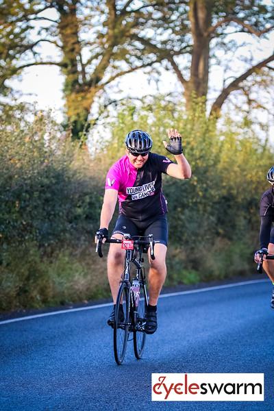 Cycle Swarm Ipswich 2017 0900-0930