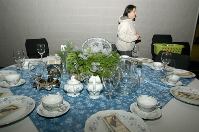 Christmas Tea 2008