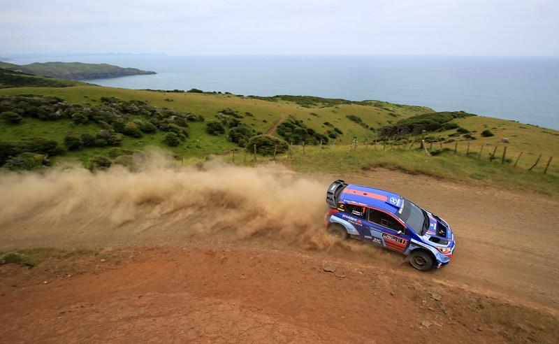 Hayden Paddon, Hyundai AP4+, SS5 Whaanga Coast 2.