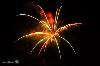 Fireworks - Barabooms [d] July 04, 2020