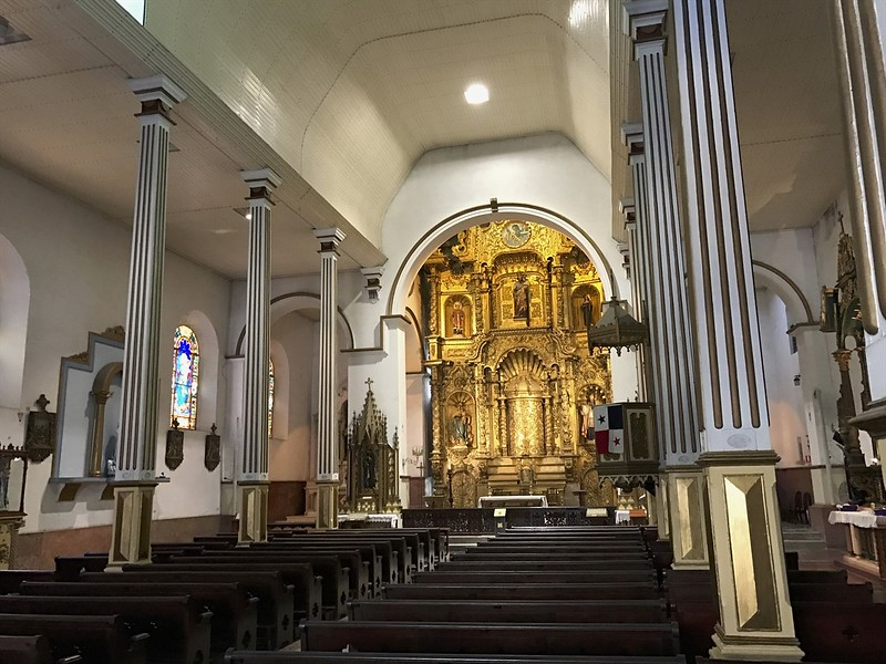 There are so many beautiful churches in Panama as well.