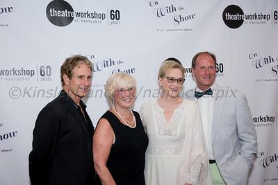 2016 TWN 60th Meryl Streep, John Shea, Joe Grifasi
