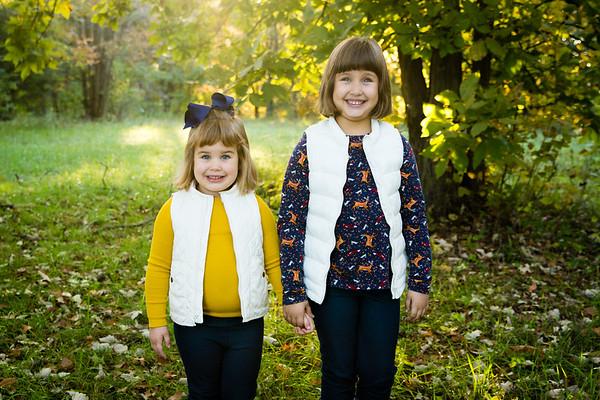 Brodmerkles and Granddaughters 2018