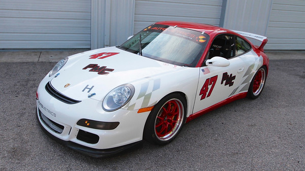 SOLD: 2005 Porsche 997 PCA Race Car For Sale