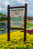 Festival Blooms<br /> Festival Blooms sign - Flower and Garden Festival 2012 - Epcot