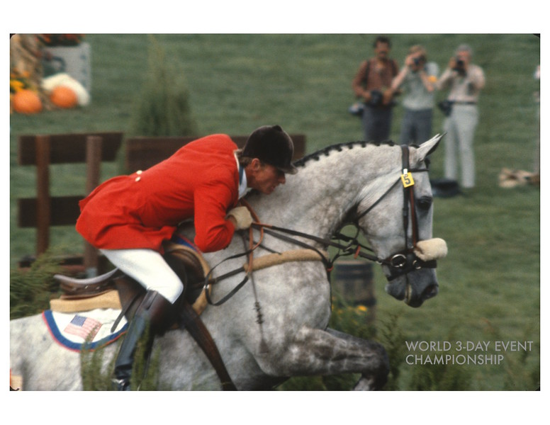 Lexington Kentucky 1978 World Three-Day Event Championship
