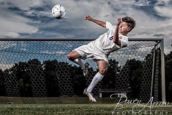 Boys Soccer Team 2016