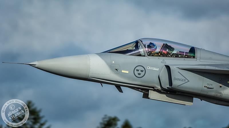 Swedish Air Force airshow 2016