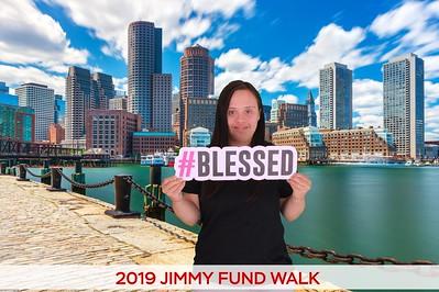 2019 Jimmy Fund Walk