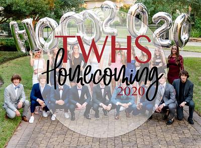 TWHS HOCO 2020