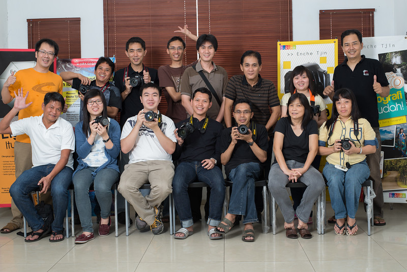 Kursus kilat dasar fotografi dan lighting 6-7 September 2014