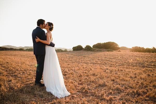 Irene i Pedro - boda
