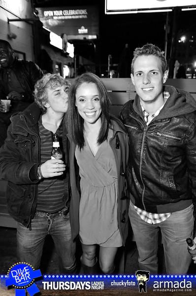 Dive Bar Thursdays - 12.26.2013