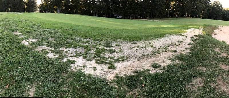 Asheville municipal golf course ruined by Pope Golf