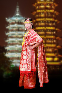 Medhavi's Ihee Ceremony