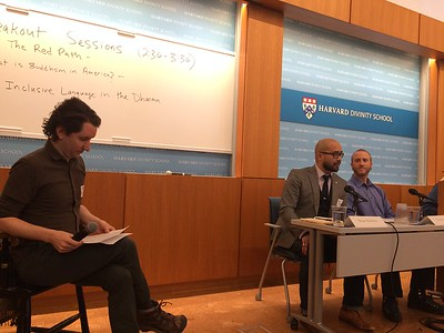 Buddhism and Race Conference at Harvard Divinity School