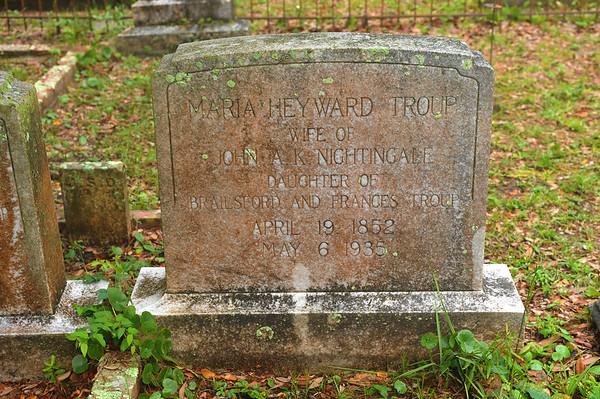 Oak Grove Cemetery Society Dent Plot 07-14-18