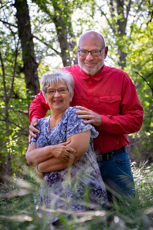Christine & Terry