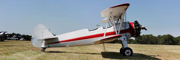 Antique Airshow - Blakesburg, IA 2013