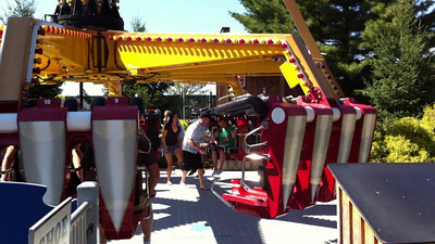 Video: Hershey Park 2010