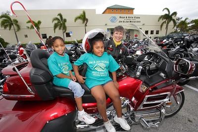 2006 Bikers Bash Visit to the Jim and Jan Moran Boys and Girls Club in Deerfield Beach, FL