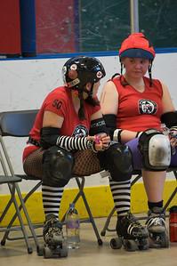Roller Derby 0905-09 Sidelines