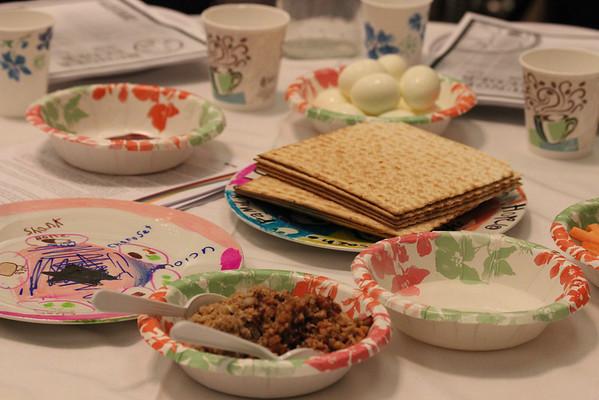 Hunger Seder