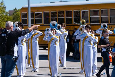 DSHS Tiger Band Area 2019