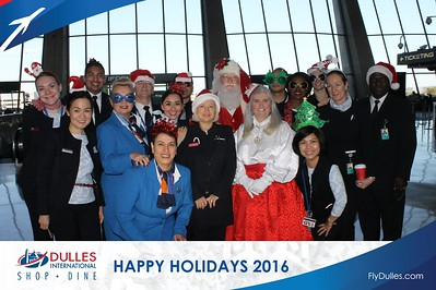 Dulles Shopping & Dining: Happy Holidays 2016 - Day 4