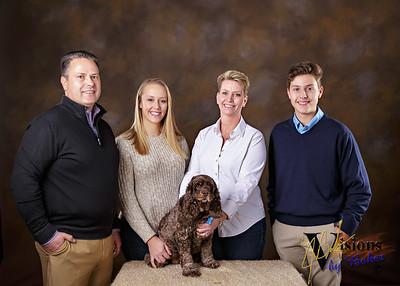 the Belden family- December 2017