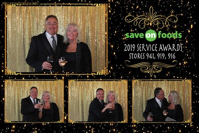 Save On Foods- 2019 Service Awards