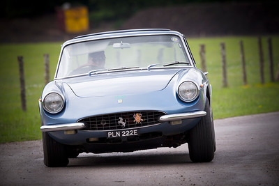 Classic Car Rally - Supporting The HMF