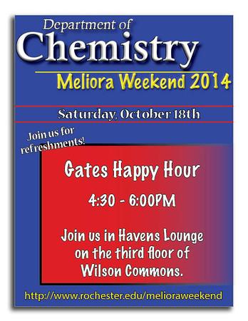 2014 Gates Happy Hour Alumni Get-together