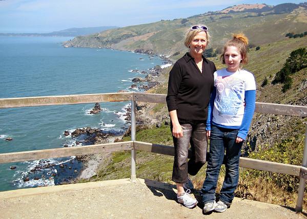 Aunt Carole and Emma Visit - 2D