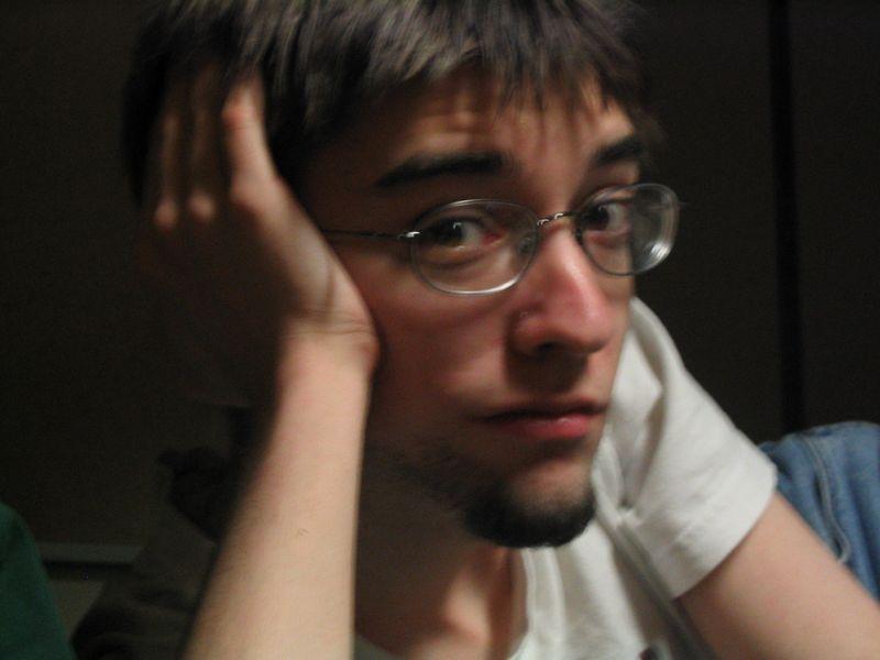 Dan Egbert is a hottie.