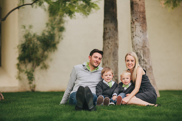 The Callaway Family | Mini Session
