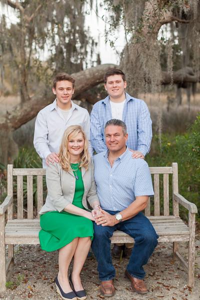 Bohart Family Portraits