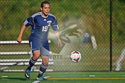 10/17/2013 - Varsity Soccer - Northport vs. Hills East - Half Hollow Hills East High School, Dix Hills, NY