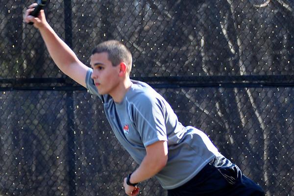 Varsity Tennis v Blue Ridge