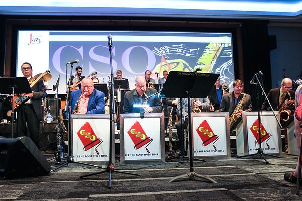 Craig Strain Orchestra (CSO)